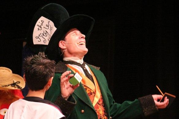 Magic show for Melbourne Schools